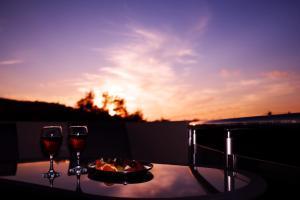 Balcone o terrazza di Kamares Luxury Apartments