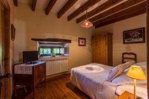 Una habitación en Casavieja Rural