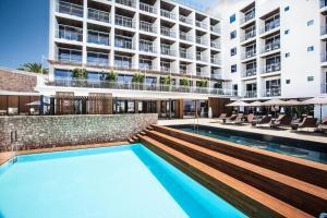 A piscina localizada em Ocean Drive Talamanca ou nos arredores