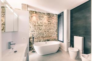 Ein Badezimmer in der Unterkunft Corte Campioli Hotel & Country House