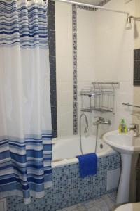 Ванная комната в Апартаменты на Арбате