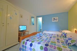 A room at Rooms Sunce Supetar Island Brač