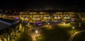 A bird's-eye view of The Baron Hotel - Karbala