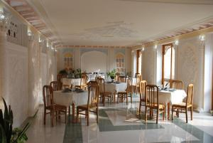 Ресторан / где поесть в Hotel Caravan Serail