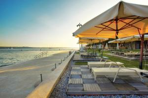 The swimming pool at or near Mind Hotel Slovenija - Terme & Wellness LifeClass