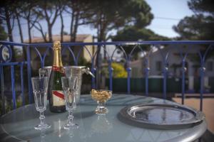 Drinks at Hôtel Le Méditerranée