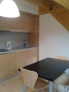 A kitchen or kitchenette at Casa de los Beneficiados