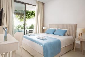 Letto o letti in una camera di S&K Villas