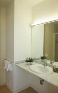 A bathroom at Casa de los Beneficiados