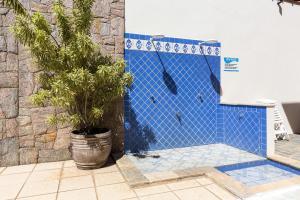 A fachada ou entrada em Aldeia Da Lagoinha