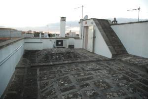 Balcone o terrazza di Casa Meravigli