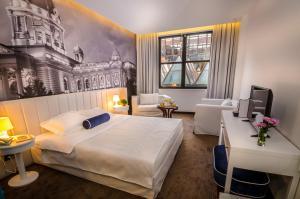 A room at Hotel Passport Garni