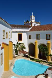 A piscina em ou perto de Pousada Convento de Evora