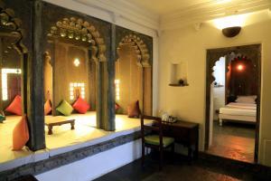 A room at Madri Haveli