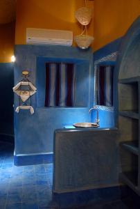 Una cocina o zona de cocina en Kasbah Hotel Tombouctou