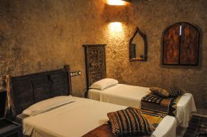 Una habitación en Kasbah Hotel Tombouctou