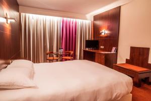 A room at Hotel des Congrès