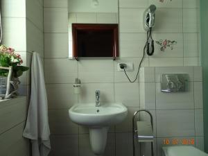Łazienka w obiekcie Willa ZŁOTY OGRÓD