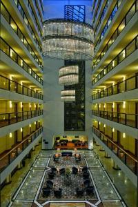 Getränke in der Unterkunft Maritim Hotel Dresden