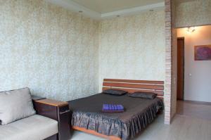 A room at Apartment on Bogatyrskaya 6a