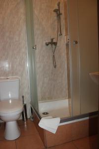 Ванная комната в Reis Hotel