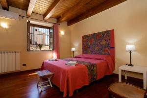 A bed or beds in a room at Olivella62