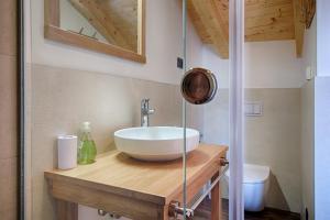 Kupaonica u objektu Apartments Villa Glorija