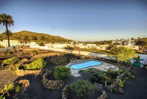 A bird's-eye view of Casa Rural Villa Lola Y Juan
