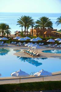 Het zwembad bij of vlak bij Baron Resort Sharm El Sheikh