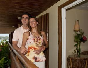 Guests staying at Pontalmar Praia Hotel