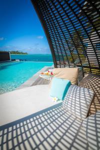 A balcony or terrace at Crystal Blue Lagoon Villas