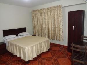 A room at Antares Inn