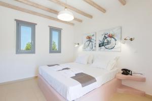 Ein Zimmer in der Unterkunft Ampelos Resort Hotel