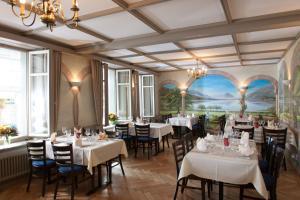 Ресторан / где поесть в Jungfrau Hotel