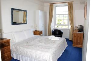 A room at Abbey Court Hotel