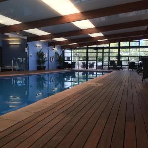 The swimming pool at or near Novotel Canberra