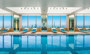 The swimming pool at or near The Prince Gallery Tokyo Kioicho, a Luxury Collection Hotel