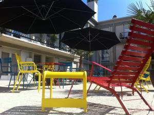 Children's play area at ibis Styles Le Havre Centre