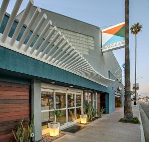 Terrasse ou espace extérieur de l'établissement The Kinney - Venice Beach