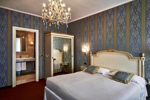 Um quarto em Hotel Gardena