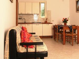 Area soggiorno di Locazione Turistica Passo dell'Arciprete-5