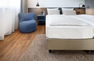 Ein Zimmer in der Unterkunft Homey! Hotel