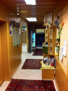 Lobby/Rezeption in der Unterkunft Hotel Tautermann
