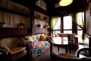 Гостиная зона в Бутик Отель Stone