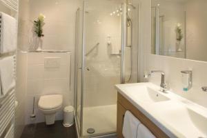 Ein Badezimmer in der Unterkunft Kur- und Wellnesshotel Förch