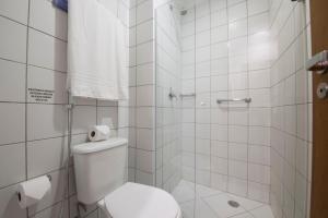 A bathroom at Go Inn São Paulo - Jaguaré