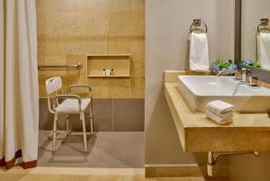 Ein Badezimmer in der Unterkunft Galeria Plaza Veracruz By Brisas