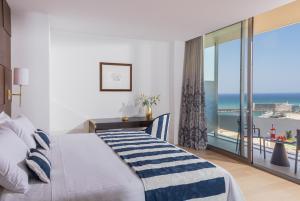 A room at Aquila Atlantis Hotel