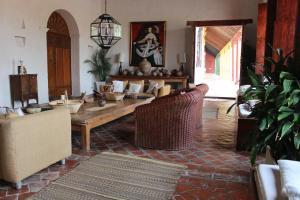 A restaurant or other place to eat at Portal de la Marquesa
