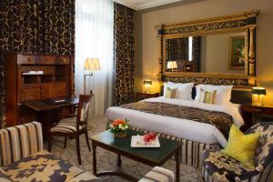 غرفة في فندق دو لا سيغون